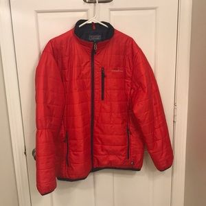 Men's Vineyard Vines puffer jacket
